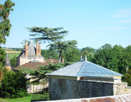 Orangerie mit Château Espace Château DES