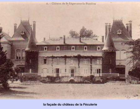 Espace Château DES wie es einmal war